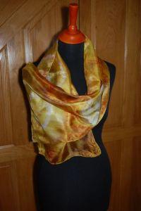 Ginger scarf